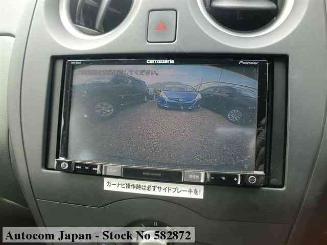 STOCK No.582872 NISSAN NOTE Image16