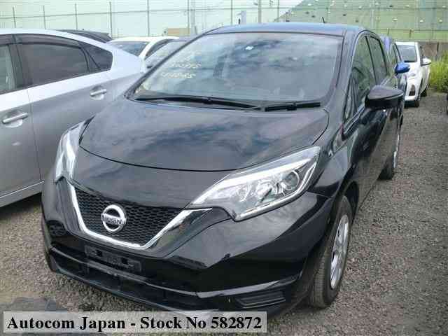 STOCK No.582872 NISSAN NOTE Image18