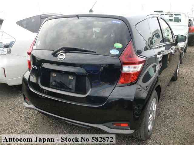 STOCK No.582872 NISSAN NOTE Image19