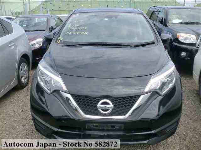 STOCK No.582872 NISSAN NOTE Image20