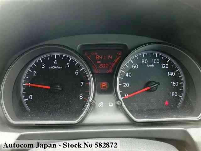 STOCK No.582872 NISSAN NOTE Image22