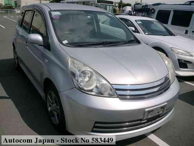 STOCK No.583449 NISSAN NOTE Image1