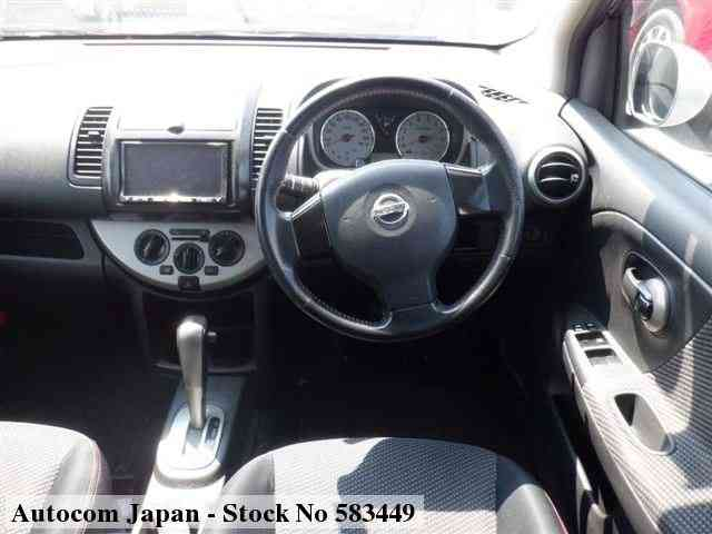 STOCK No.583449 NISSAN NOTE Image3