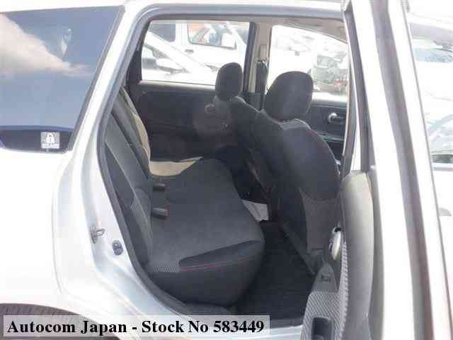 STOCK No.583449 NISSAN NOTE Image4