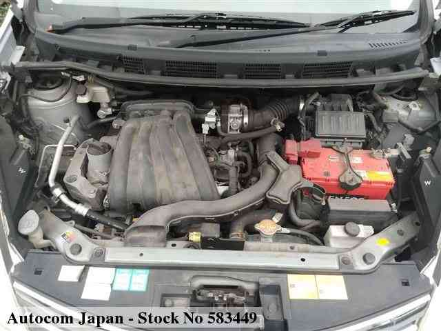 STOCK No.583449 NISSAN NOTE Image5