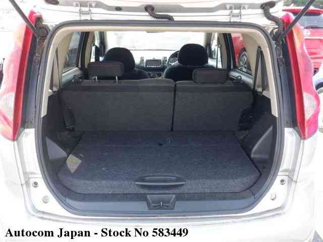 STOCK No.583449 NISSAN NOTE Image9