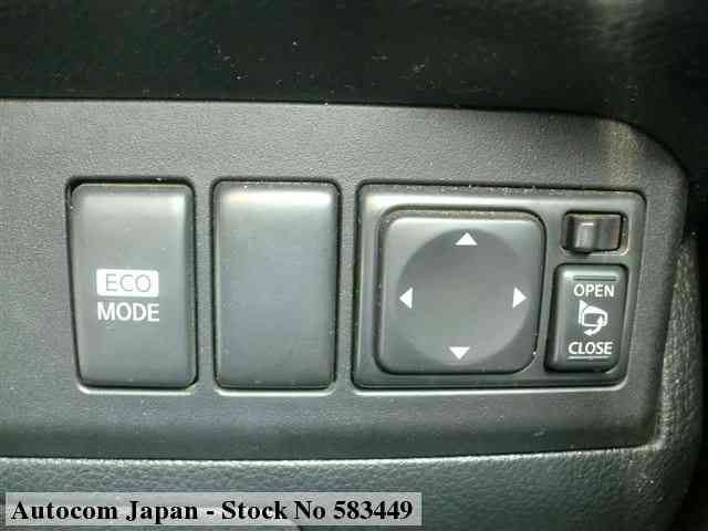 STOCK No.583449 NISSAN NOTE Image14