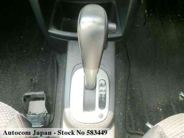 STOCK No.583449 NISSAN NOTE Image16
