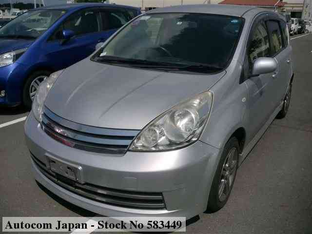 STOCK No.583449 NISSAN NOTE Image18
