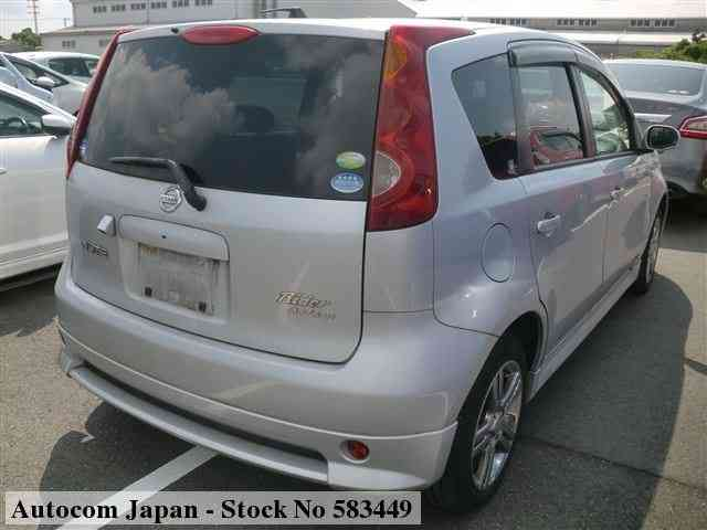 STOCK No.583449 NISSAN NOTE Image19