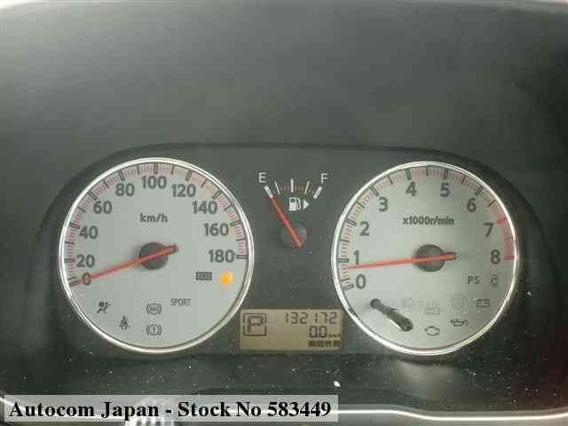 STOCK No.583449 NISSAN NOTE Image20