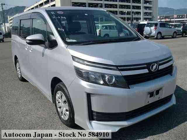 used toyota voxy 2015 for sale no 584910 autocom japan 2015 toyota voxy