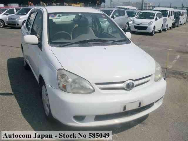 used toyota platz 2004 for sale no 585049 autocom japan toyota platz 2004 for sale no 585049