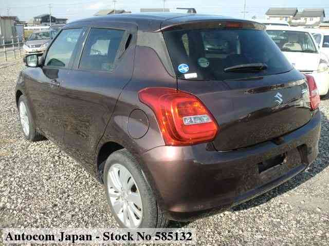 STOCK No.585132 SUZUKI SWIFT Image2