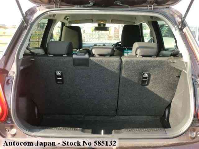 STOCK No.585132 SUZUKI SWIFT Image9