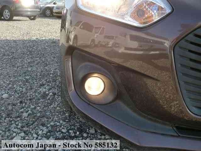 STOCK No.585132 SUZUKI SWIFT Image11