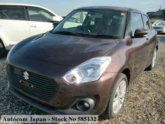 STOCK No.585132 SUZUKI SWIFT Image20