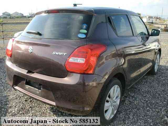 STOCK No.585132 SUZUKI SWIFT Image21