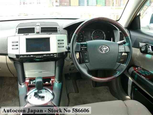 STOCK No.586606 TOYOTA MARK X Image4
