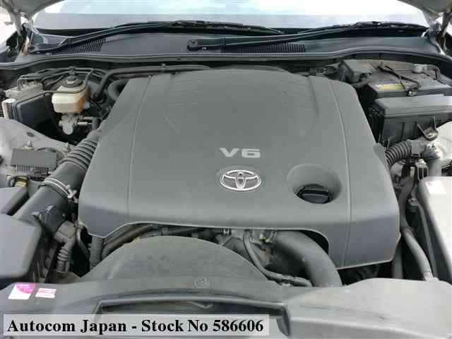 STOCK No.586606 TOYOTA MARK X Image6