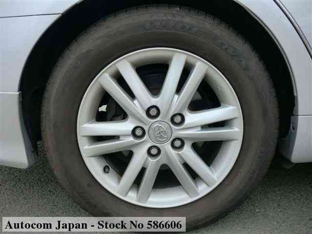 STOCK No.586606 TOYOTA MARK X Image11