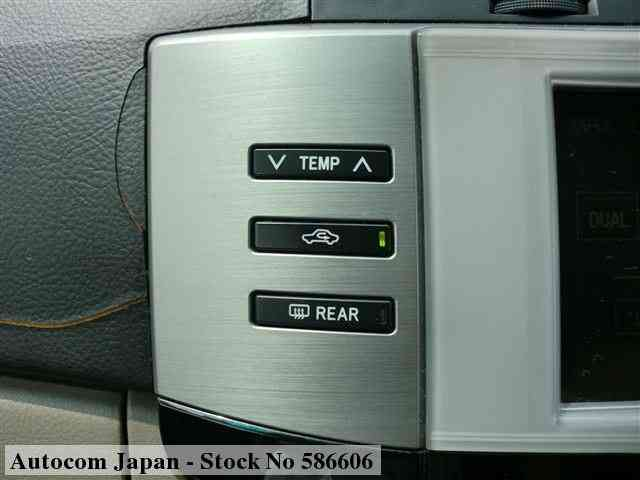 STOCK No.586606 TOYOTA MARK X Image16