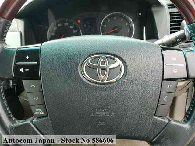 STOCK No.586606 TOYOTA MARK X Image18
