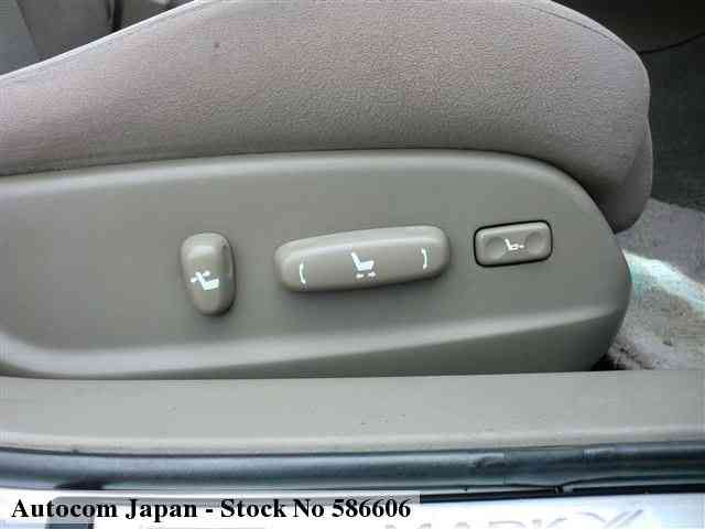 STOCK No.586606 TOYOTA MARK X Image20