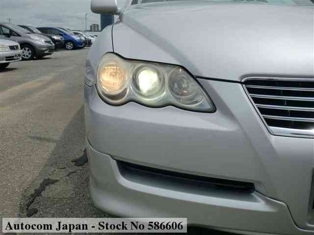 STOCK No.586606 TOYOTA MARK X Image22