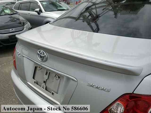 STOCK No.586606 TOYOTA MARK X Image23