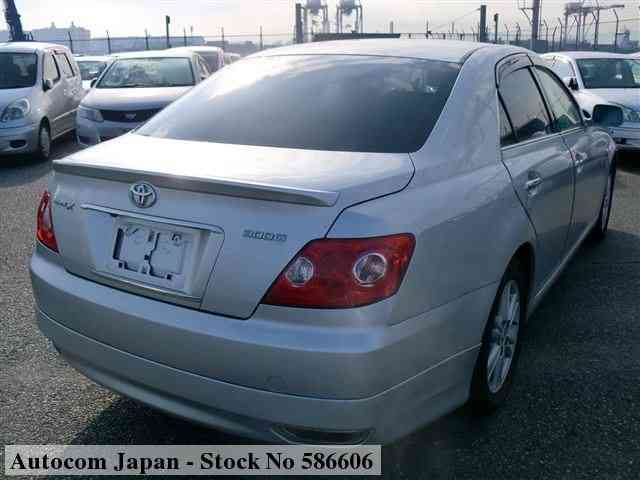 STOCK No.586606 TOYOTA MARK X Image26