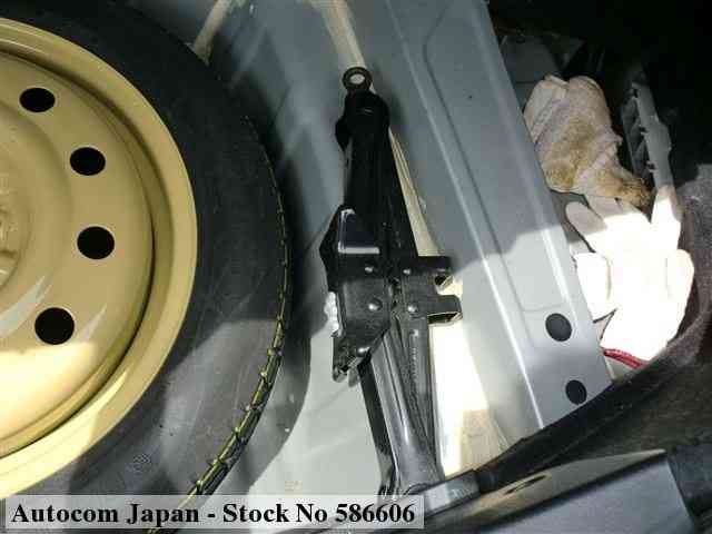STOCK No.586606 TOYOTA MARK X Image32