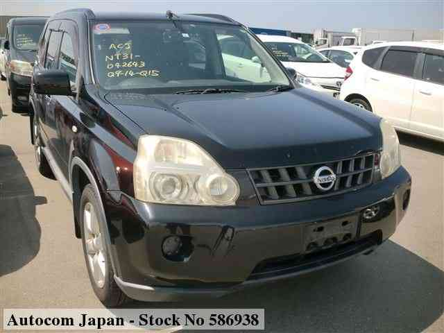 STOCK No.586938 NISSAN X-TRAIL Image1