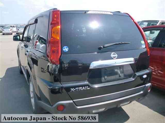 STOCK No.586938 NISSAN X-TRAIL Image2