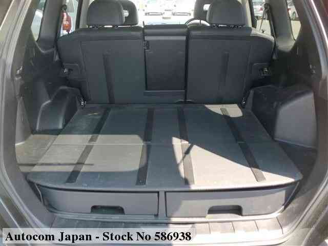 STOCK No.586938 NISSAN X-TRAIL Image9
