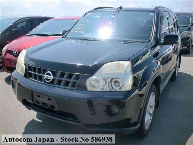 STOCK No.586938 NISSAN X-TRAIL Image21