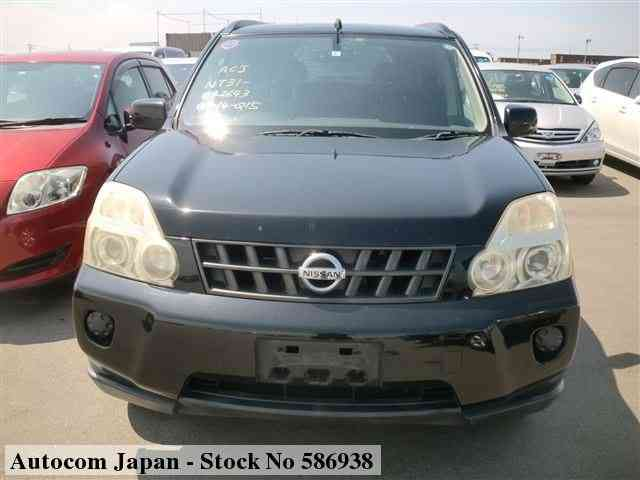 STOCK No.586938 NISSAN X-TRAIL Image23