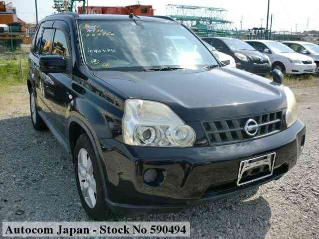 STOCK No.590494 NISSAN X-TRAIL Image1