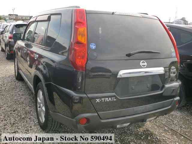 STOCK No.590494 NISSAN X-TRAIL Image2