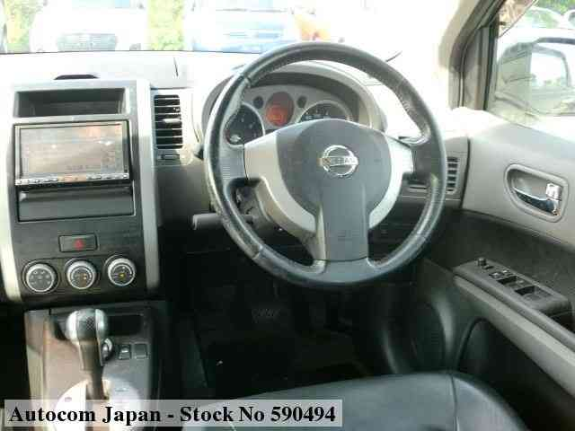 STOCK No.590494 NISSAN X-TRAIL Image3