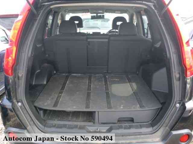 STOCK No.590494 NISSAN X-TRAIL Image9