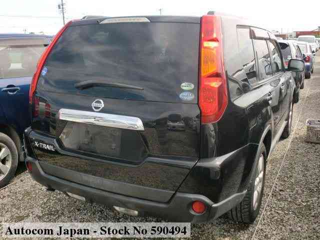 STOCK No.590494 NISSAN X-TRAIL Image22