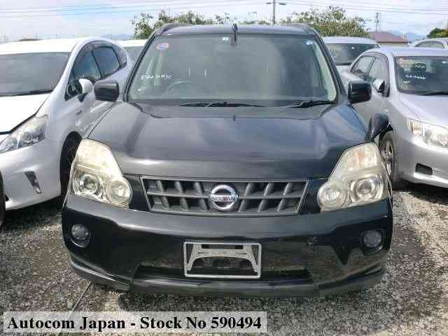 STOCK No.590494 NISSAN X-TRAIL Image23