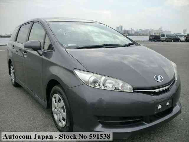 STOCK No.591538 TOYOTA WISH Image1