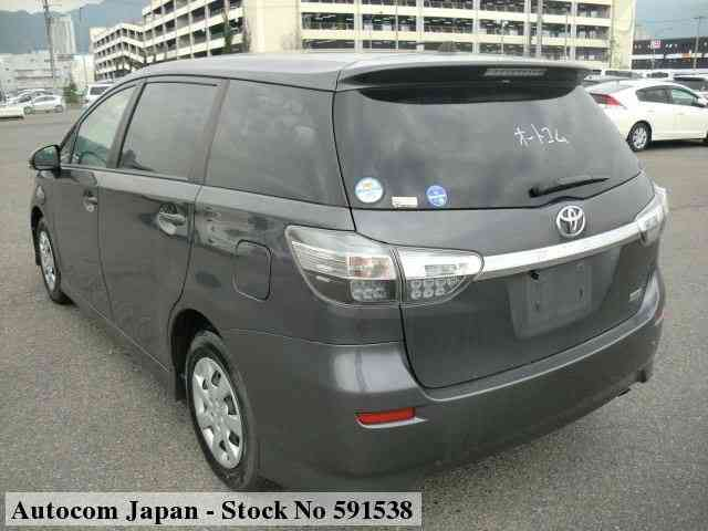 STOCK No.591538 TOYOTA WISH Image2