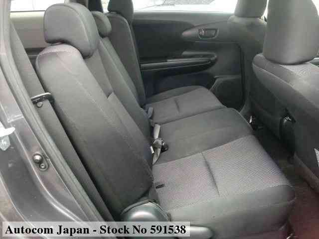 STOCK No.591538 TOYOTA WISH Image4
