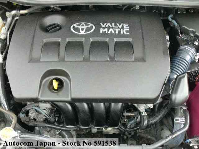 STOCK No.591538 TOYOTA WISH Image5