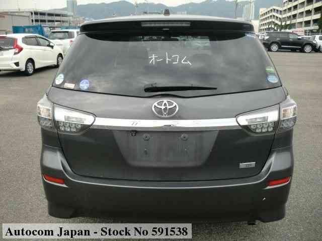 STOCK No.591538 TOYOTA WISH Image22