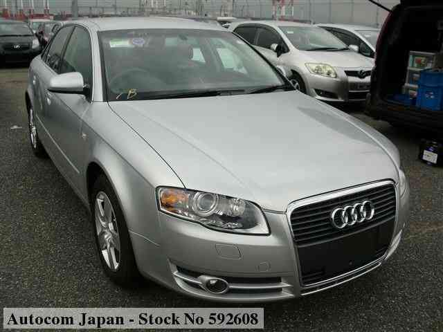 STOCK No.592608 AUDI A4 Image1