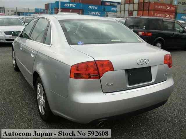STOCK No.592608 AUDI A4 Image2